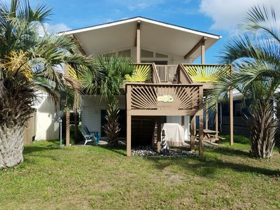 Photo for Vacation in a Great 3 BR/3 BTH Home, Wifi/Golf Cart/Departure Cleaning