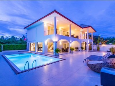 Photo for Modern 4 Bedroom Pool Villa VY