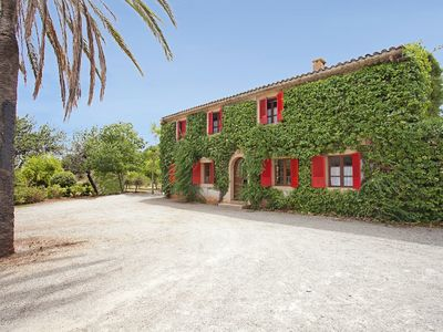 Photo for Stylish country finca with pool set in fantastic grounds