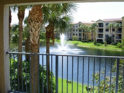 Photo for LAKEFRONT Ocean Trace January available End Unit Gated,