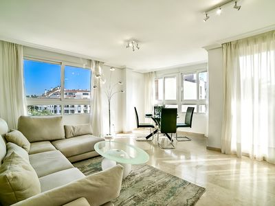 Photo for OZONE HYGIENE. PERFECT!!!  100 METERS FROM THE BEACH, MODERN APARTMENT