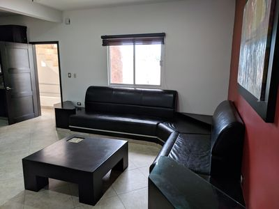 Photo for 2 Bedroom 1 Bathroom Condo.  Second floor, fully furnished with secure parking.