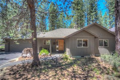 Sunriver-Vacation-Rental---1-Wolf-Lane---Exterior-Front