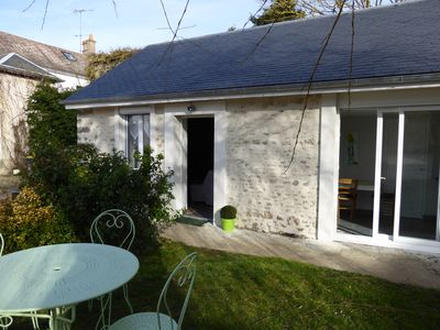 Photo for 1BR Cottage Vacation Rental in Andonville, Centre-Val De Loire