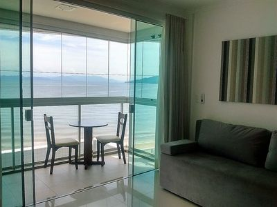 Photo for Apartment Beira Mar in Canto Grande, Bombinhas