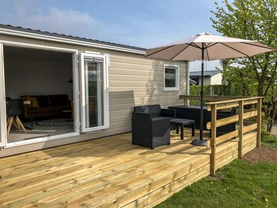 Photo for Vacation home Wiringher Chalet 27  in Wieringen, Noord - Holland - 4 persons, 2 bedrooms