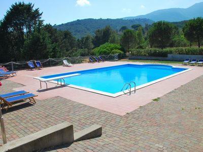 Photo for 2BR Apartment Vacation Rental in Campo nell´Elba, Livorno