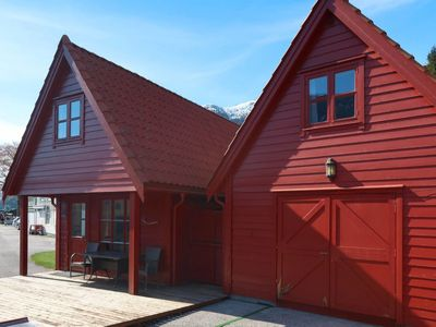 Photo for Vacation home Elghytta (FJS006) in Sognefjord, Nordfjord, Sunnfjord - 6 persons, 3 bedrooms