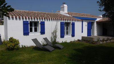 Photo for Charming little house for rent, peaceful neighborhood near the harbor