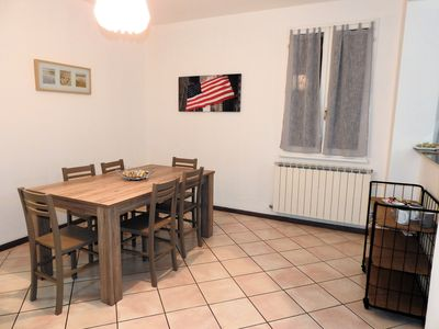 Photo for Apartment in small context, a few meters from the historic center with parking space