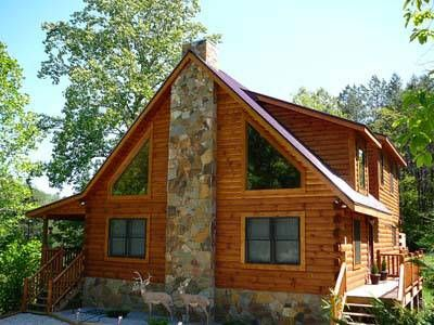 Photo for Chalet du' Mont: 2 BR / 2.5 BA cabin in Bryson City, Sleeps 6