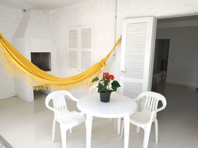 Photo for Praia de Canasvieiras, Apartment with 2 bedrooms one block from the sea.