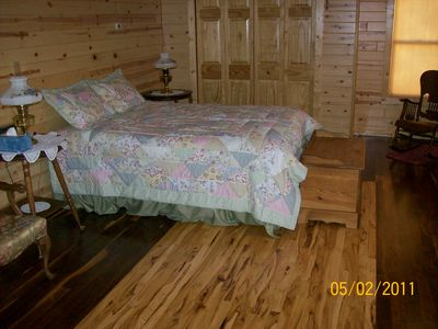 Photo for HILL COUNTRY HAVEN- A QUIET ROMANTIC GETAWAY