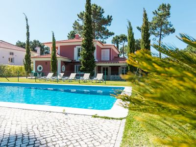 Photo for Villa Garidas Titanio - Modern and Spacious 5 Bedroom Villa for 10 - Private Gated Pool