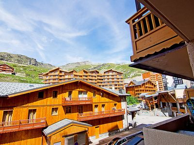 Photo for Apartment La Vanoise in Val Thorens - 2 persons, 1 bedrooms