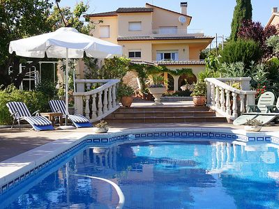 Photo for Torregassa Holiday Home, Sleeps 8 with Pool, Air Con and Free WiFi