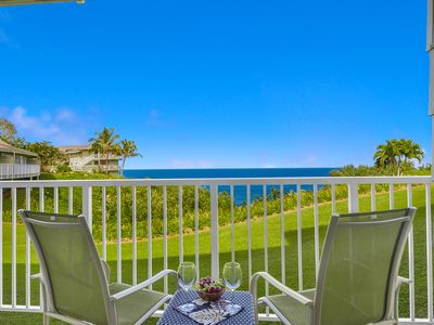 Photo for Alii Kai at Princeville #7102 - Charming Oceanfront views