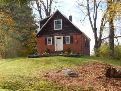 Photo for Cozy Historic Hilltop Cottage with Mount Ascutney View