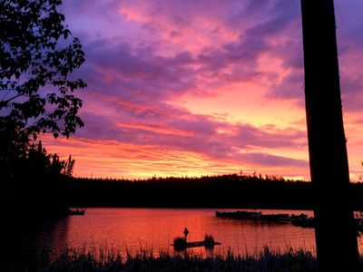 Photo for Cabin (SLEEPS 4)-Woman River Camp