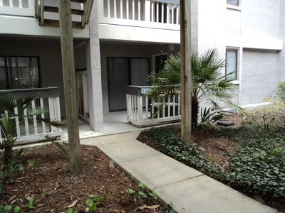 Photo for BEAUTIFUL VILLA, NEWLY REMODELED, SHORT WALK TO BEACH AND COLIGNY