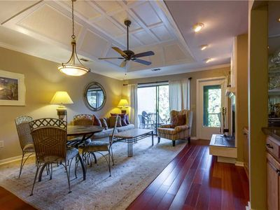 Photo for Greenslake 1231: 2 BR / 2 BA villa in Kiawah Island, Sleeps 4