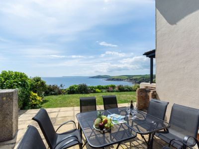 Photo for Vacation home Battery Park in Fowey - 8 persons, 4 bedrooms