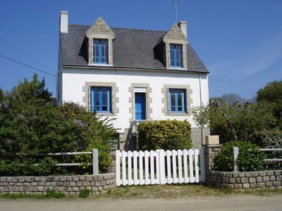 Photo for Combrit Sainte Marine: House with garden