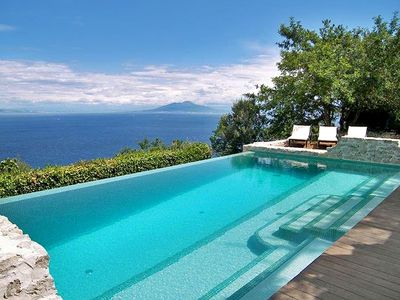 Photo for Villa Venere 10 pax with infinity pool