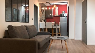 Photo for CHARMING APARTMENT CLOSE TO THE BRIDGE OF LAFAYETTE FOR 4 PEOPLE