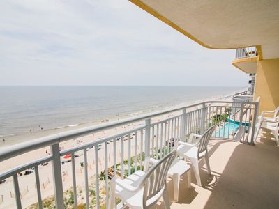 Photo for Last Minute Rate, Direct Oceanfront 4BR/3BA, Sleep 16, Central Location