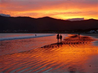 Photo for Florianópolis, your best vacation! By the sea