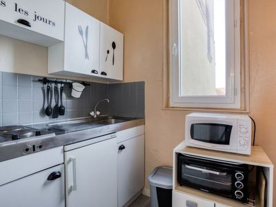 Photo for Apartment Belle Vue in Houlgate - 4 persons, 1 bedrooms