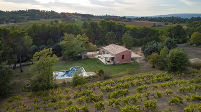 Photo for Roussillon: mansion - ROUSSILLON