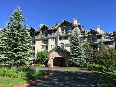 Photo for Stunning 3BR Penthouse Ski-In/Ski-Out Gem.  Convenience and luxury combined!