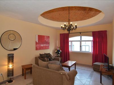 Photo for Superior apartment with 2 bedrooms and shower