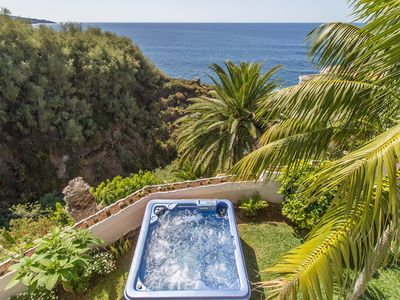 Photo for BEAUTIFUL VILLA with SEA VIEWS in NATURE RESERVE