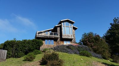Photo for Tree House - Four Bedroom Home at the Top of the Ridge!