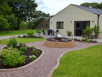 Luxury Holiday Cottages close to Whalley in The Ribble Valley - Ribble Cottage