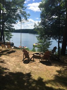 Photo for Directly On Small Quiet Lake With Close Access To All Sports Lake-Sleeps 6-7