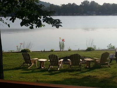 Photo for Riesling Retreat on Lamoka Lake - 2 bed, 2 bath cottage