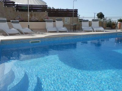 Photo for * Large, stylish, luxury villa with pool and stunning sea views *