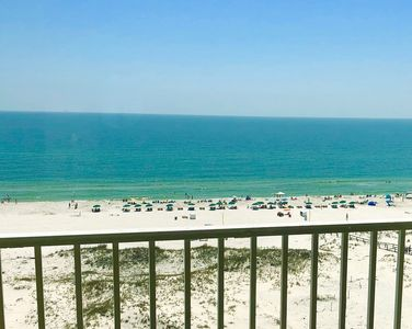 Photo for Premier Beachfront Sunsuite Penthouse with Panoramic View of the Gulf of Mexico