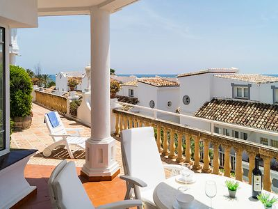 Photo for Vacation home Urb Mijas Beach in Mijas Costa - 8 persons, 3 bedrooms
