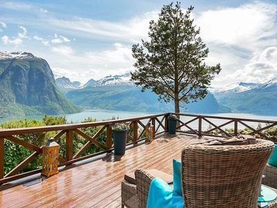 Photo for 3BR House Vacation Rental in Valldal