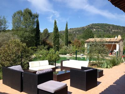 Photo for villa 6 peaceful rooms in Provence