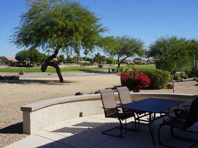 Photo for Sun City Grand on the 17th tee of Desert Springs Golf Course.