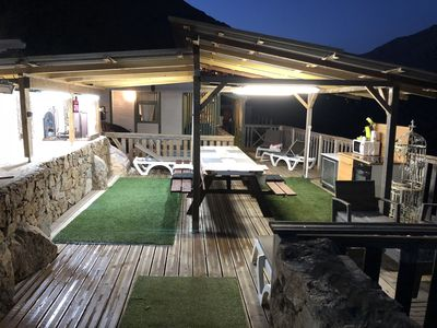 Photo for Chalet STELLA gitotel with terrace of 80m2 with panoramic views