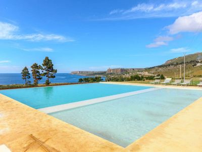 Photo for Superior apartment in a residence with stunning infinity pool