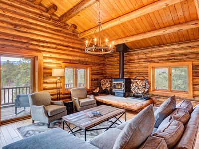 Photo for Sunsets in Breckenridge CO: Mountain Getaway w/ Amazing views & near everything