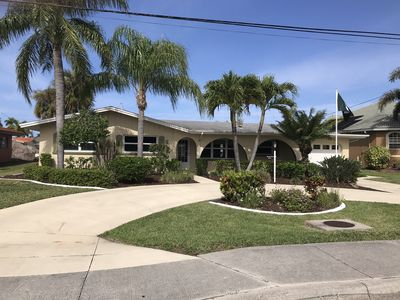 Photo for Quaint Florida Home in south Cape Coral near the yacht club and beach